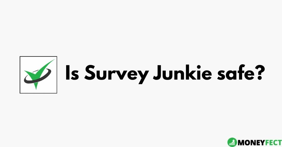 is survey junkie safe