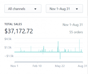 Dropshipping case study
